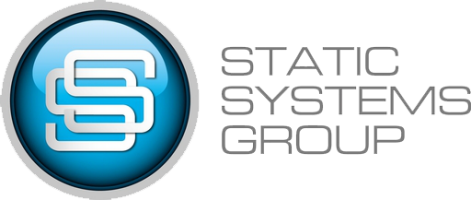 Static systems logo